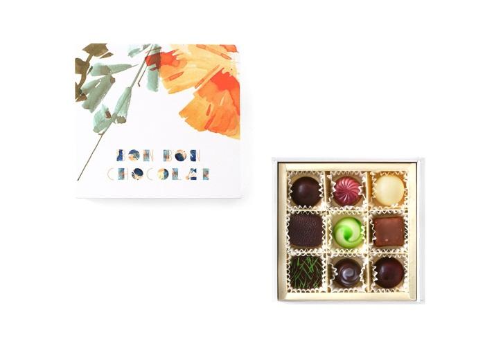 Bon Bon Chocolat 9pieces